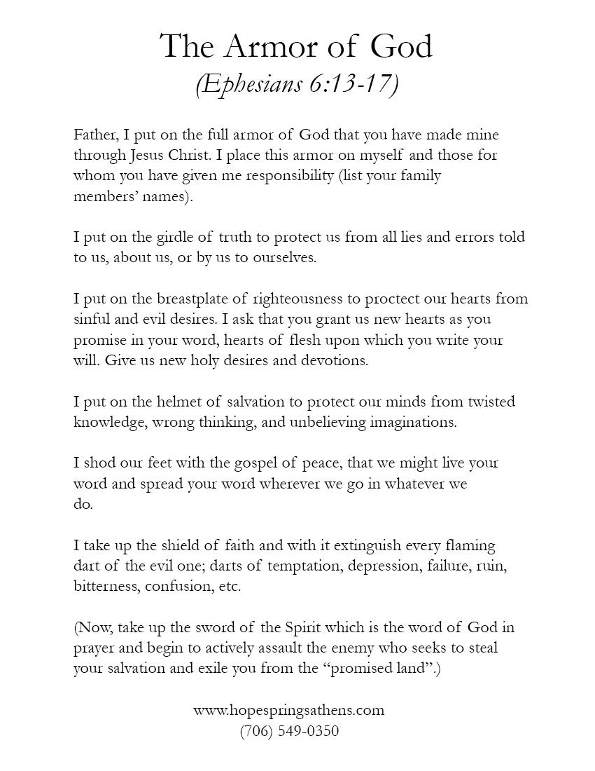 praying through the names of god pdf